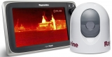 RAYMARINE T273 Fixed Mount Thermo Kamera, 640 x 480 px, 25 Hz, PAL