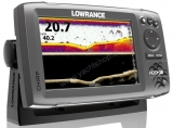 LOWRANCE HOOK-7X CHIRP DSI SET sonar