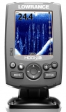 LOWRANCE HOOK 3X DSI SET Sonar so sondou 455/800kHz