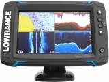 LOWRANCE Elite-7Ti Dotykový sonar so sondou TotalScan SET