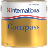 INTERNATIONAL Compass lak lesklý 2500 ml