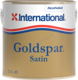 INTERNATIONAL Goldspar Satin - matný lak 2,5 L