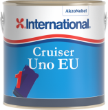 INTERNATIONAL Antifouling - Cruiser Uno EU červená 750 ml