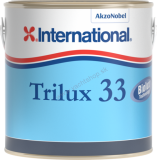 INTERNATIONAL TRILUX 33 Antifouling červený 2,5 l