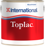 INTERNATIONAL Toplac Mediterr White 184 - 2500 ml