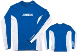 JOBE Pánske lycrové tričko Progress Rash Guard Men Blue