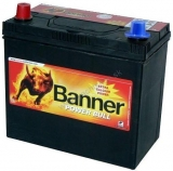 BANNER POWER BULL P45 24, 45AH, 12V ( P4524 )