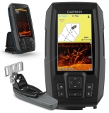 GARMIN Striker 4cv Plus Ultrazvukový sonar s GPS + Quickdraw