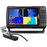GARMIN Striker 9cv Plus Ultrazvukový sonar s GPS + Quickdraw