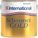 IMTERMATIONAL lak Schooner Gold 750 ml