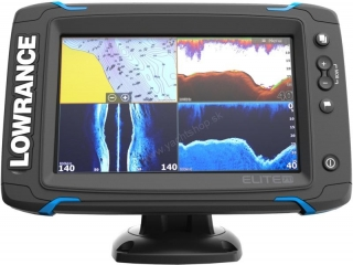 LOWRANCE ELITE 7 TI CHIRP DSI SET