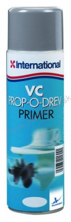 INTERNATIONAL Primer pre Antifouling VC PROP-O-DREV šedý spray 300 ml