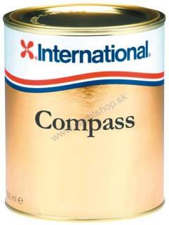 INTERNATIONAL Compass lak lesklý 750 ml