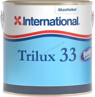 INTERNATIONAL TRILUX 33 Antifouling šedý 375 ml