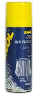 MANNOL Air Filter Oil, 200 ml sprej