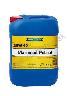 RAVENOL MARINEOIL PETROL SAE 25W40 synthetic - 10 L