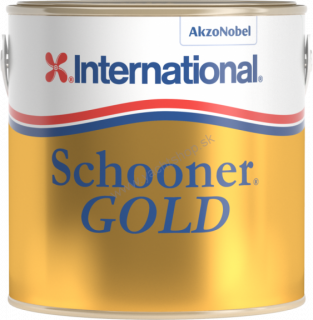 INTERNATIONAL lak Schooner Gold 375 ml