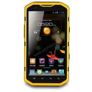 RUGGEAR Smartphone RG-700 - yellow black