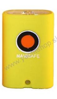 NAVISAFE mini baterka Navi light LED - žltá