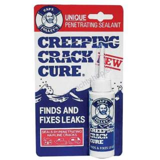 CAPT. TOLLEYS Creeping Crack Cure - tekutý tmel 60 ml
