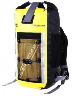 OVER BOARD Batoh Backpack Pro-Sports 20 l žltý