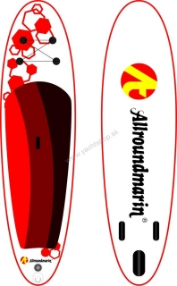 ALLROUNDMARIN Stand UP Paddle Boards Kick 305