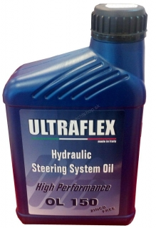 ULTRAFLEX Hydraulic Steering System High Performance Uil OL 150