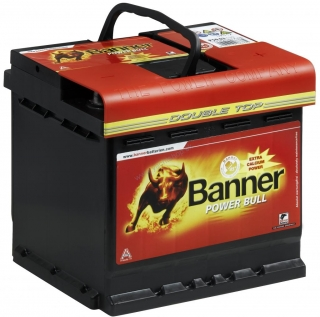 BANNER Power Bull P44 09, 44Ah, 12V