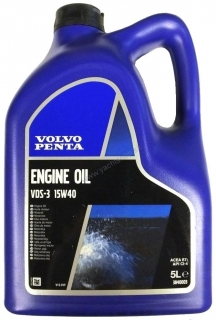 VOLVO PENTA Engine Oil VDS-3 15W40 - 5 L