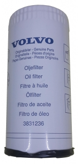 VOLVO PENTA Oil filter 3831236