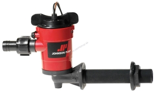 JOHNSON LIVE WELL AERATING PUMPS 90°