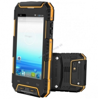 RUGGEAR RG-600 Black-yellow