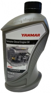 YANMAR Premium Diesel Engine Oil 1 l