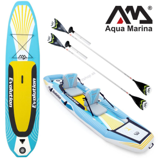 AQUA MARINA Kajak & SUP 2 in 1 Evolution 10´14""