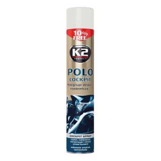 K2 POLO COCKPIT SPRAY FRESH 750 ML