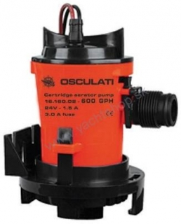 OSCULATI Cartridge Aerator pump 600 GPH