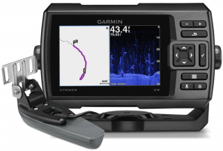 GARMIN Striker 5cv Plus Ultrazvukový sonar s GPS + Quickdraw