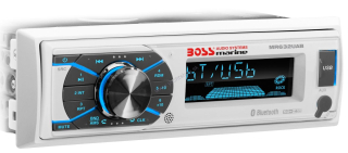 BOSS MARINE RADIO AM/FM MR632UAB MP3, SD, USB, BLUETOOTH, DO 200 W