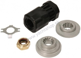 QUICKSILVER FLO-TORQ REFLEX HUB ASSEMBLY KIT