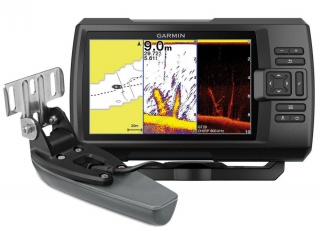 GARMIN Striker 7cv Plus Ultrazvukový sonar s GPS + Quickdraw