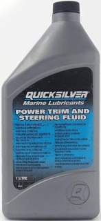 QUICKSILVER Power trim & steering fluid - 1 l