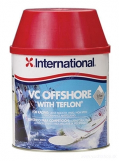 INTERNATIONAL VC-Offshore biely 750 ml