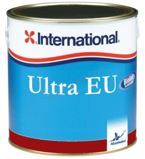 INTERNATIONAL Antifouling ULTRA EU červený 2,5 L