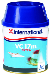 INTERNATIONAL VC17m EXTRA Antifouling graphit 2 L